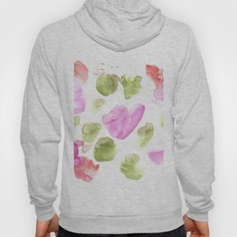 170722 Colour Living 20  |Modern Watercolor Art | Abstract Watercolors Hoody