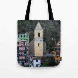 Manarola (Cinque Terre ) Tote Bag