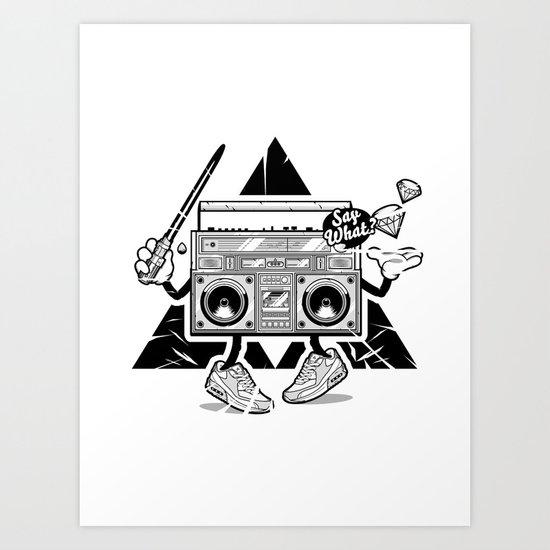 MadBox Art Print