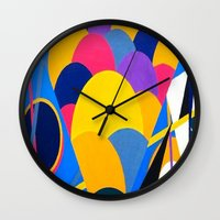 tool Wall Clocks featuring Tool by takingachancexo