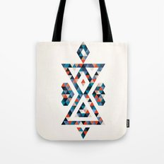 INDIAN - TIME Tote Bag