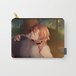 Whispers. - Bungou Stray Dogs fanart Carry-All Pouch