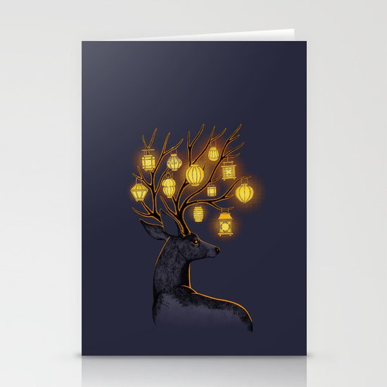 Dream Guide Stationery Cards