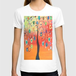 Fiesta Tree T-shirt