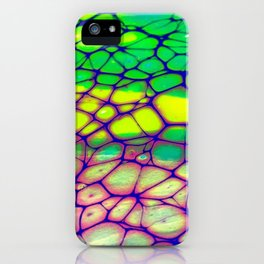 Green Godess iPhone Case