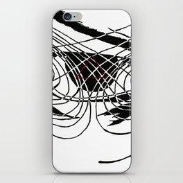 Chaos Eye iPhone Skin