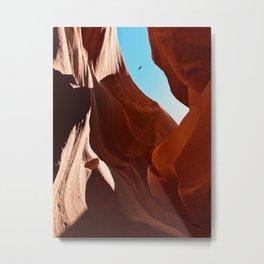 Antelope Canyon II Metal Print