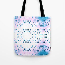 It's all in the DNA Tote Bag
