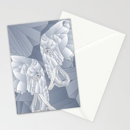 Stone Elephant Stationery Cards