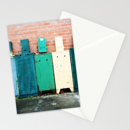 Yesterday's News Stationery Cards