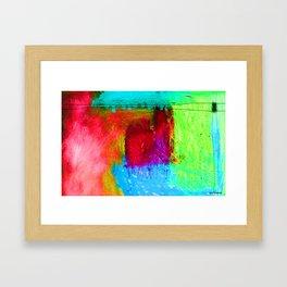 ab 156 Framed Art Print