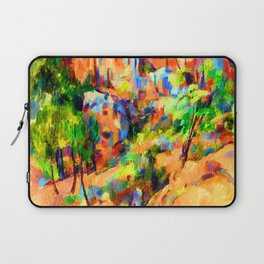 Paul Cezanne Bibemus Laptop Sleeve