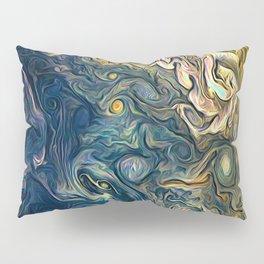 Exploring Jupiter Pillow Sham