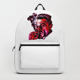 Robert De Niro smoking mafia gangster movie Goodfellas painting Backpack