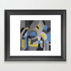 Hacienda Framed Art Print