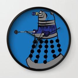 Pop Dalek Wall Clock