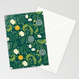 Weeds are just flowers in the wrong place Stationery Cards