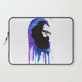 Allen Ginsberg Laptop Sleeve