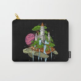 Cosmic World Turtle Carry-All Pouch