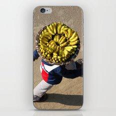 Banana Man iPhone & iPod Skin