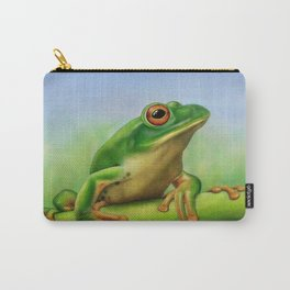 Moltrecht's Green Treefrog Carry-All Pouch