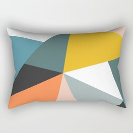 Modern Geometric 36 Rectangular Pillow
