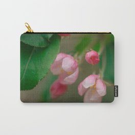 Apple Tree Blossoms Art Series Carry-All Pouch