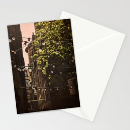 Lamps in a Sunshine Stationery Cards
