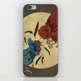 Ruler of The Roost iPhone Skin
