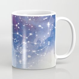 Star Constellations Coffee Mug