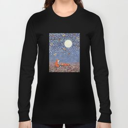 moonlit foxes Long Sleeve T-shirt