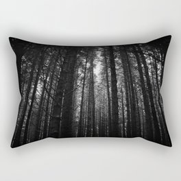 Norwegian woods - Bergen, Hordaland Rectangular Pillow
