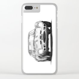 1963 250 GTO Clear iPhone Case