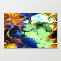 Fractal Art Canvas Print