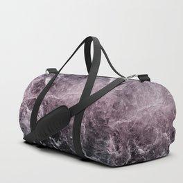 Enigmatic Dark Night Marble #1 #decor #art #society6 Duffle Bag