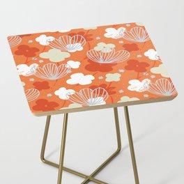 Spring Garden M+M Tangerine by Friztin Side Table