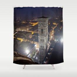 Campanile Shower Curtain