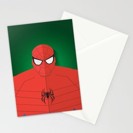 Homem Aranha Stationery Cards