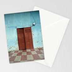 entr'apercevoir Stationery Cards
