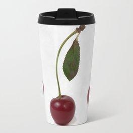 Red cherry berry: The Graduate Travel Mug