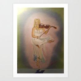 Mairead Nesbitt Art Print