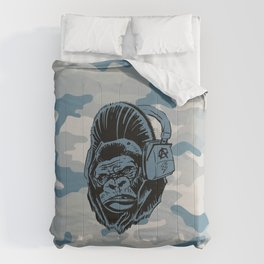 Gorilla with an Attitude Comforters