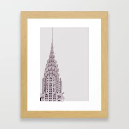 Top Of The World Framed Art Print