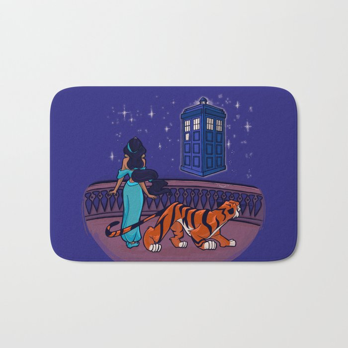 I can show you the Universe Bath Mat