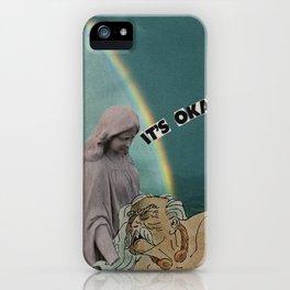 Mac Finds His Pride iPhone Case