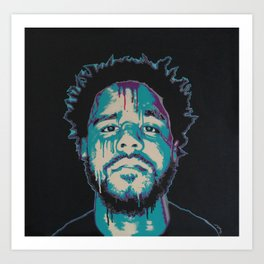 Cole World Cole Life Art Print