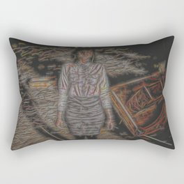 DDC002 - Vexed Rectangular Pillow