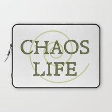 ChaosLife: The Print Laptop Sleeve