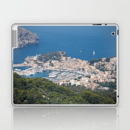 Majorca Mountain View Laptop & iPad Skin