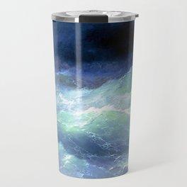 Among the waves- I. Aivazovsky Travel Mug